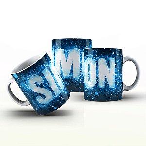 Caneca Personalizada X Tudo - Simon