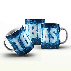 Caneca Personalizada X Tudo - Tobias