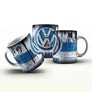 Caneca Personalizada Automóveis  -  Volkswagen