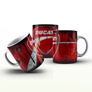 Caneca Personalizada Automóveis  - Ducati