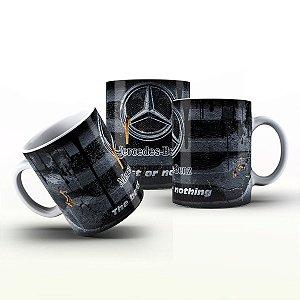 Caneca Personalizada Automóveis  - Mercedes Benz 1