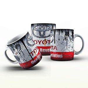 Caneca Personalizada Automóveis  - Toyota