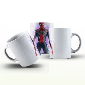Caneca Personalizada Heróis  - Iron Spider
