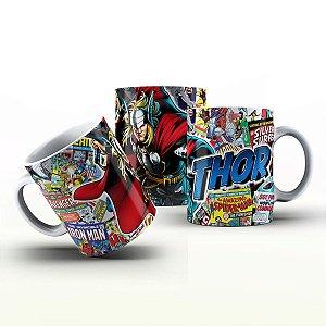 Caneca Personalizada Heróis  _ Thor HQ