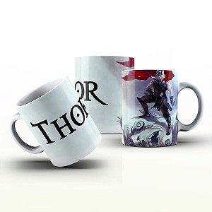 Caneca Personalizada Heróis  - Thor