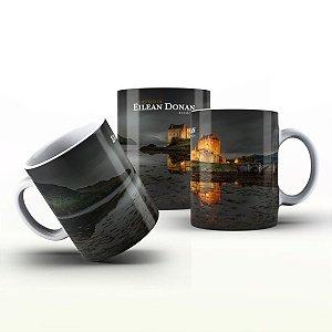 Caneca Personalizada Lugares - Eilean Donan Castle