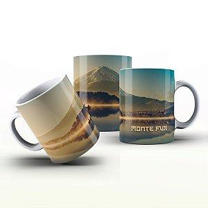 Caneca Personalizada Lugares  - Monte Fuji