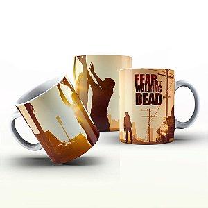 Caneca Personalizada Seriado - Fear The Walking Dead