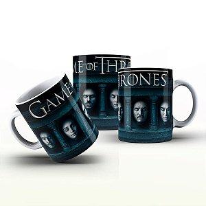 Caneca Personalizada Seriado - Game Of Thrones