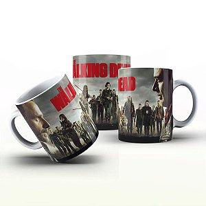 Caneca Personalizada Seriado - The Walking Dead