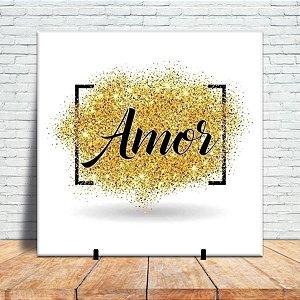 Azulejo Decorativo - Amor