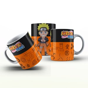Caneca Personalizada Game - Naruto 1