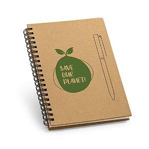 ROCK. Caderno B6 capa dura Personalizado