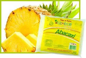 Polpa de Abacaxi - 5 unidades de 100 g.