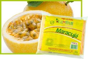 Polpa de Maracujá - 5 unidades de 100 g.