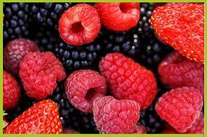 Mix de Frutas Vermelhas Congelado Pacote 1 KG