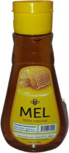 Mel 100% Natural em Bisnaga de 300g