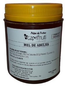 Mel 100% Natural Pote Plástico de 1 kg