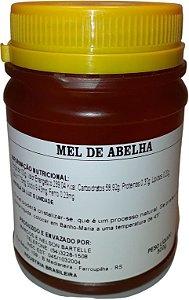 Mel 100% Natural Pote Plástico de 500g