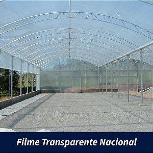 Filme Agrícola Transparente 150 Micras