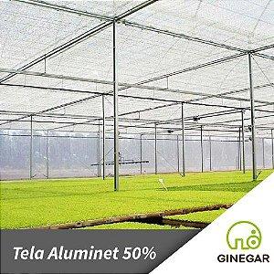 Tela Aluminet 50%