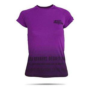 Camiseta Feminina Uphill Runner