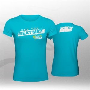 Uphill VR Beat The Legend MB Camiseta Feminino
