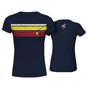 Camiseta Feminina Uphill Altimetria Uphill