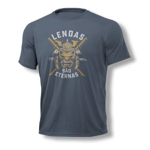 Camiseta Masculina Uphill Lendas São Eternas