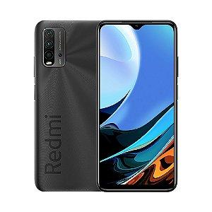 Smartphone Xiaomi Redmi 9T, 6GB, 128GB, Versão Global, Desbloqueado