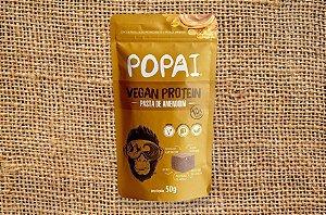 Snack energético de pasta de amendoim (glúten free/ lac free/ vegano) - 50g