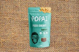 Snack de paçoca crocante (glúten free/ lac free/ vegano) - 50g