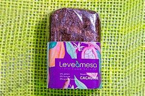 Brownie Zen (sem glúten e sem lactose) - 50g