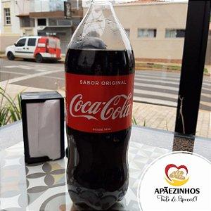 Cola Cola 2 Litros (Unidade)