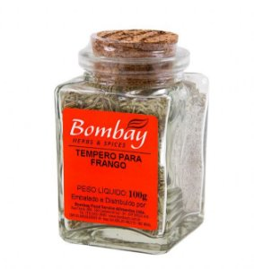 Tempero para Frango Bombay 100g