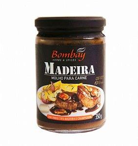 Molho Madeira Bombay 350g
