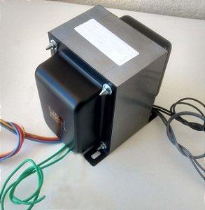 Transformador isolado 127 para 220V @ 170VA