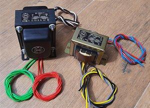 Kit - Projeto Marshall HTM-1 by MATEC