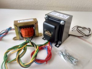 Kit Transformadores padrão Iall 10.5