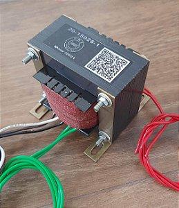 Transformador para Testador de Capacitores  (Ver descrição)