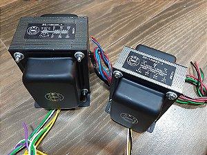 Kit de transformadores de Força, Saída para Orange - Dual Terror