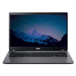 Notebook Acer Aspire 3, Intel Core i3 Dual Core, 1 TB HDD, Cinza - A315-56-36Z1
