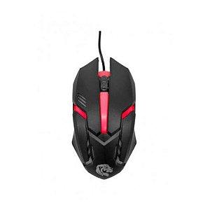 Mouse Gamer Hayom 8 Botões 1000DPI - MU2908