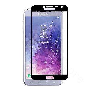 Pelicula De Vidro 3D Tela Toda Samsung Galaxy J4