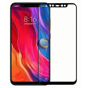 Pelicula Vidro 3d Tela Toda Para Xiaomi Mi 8