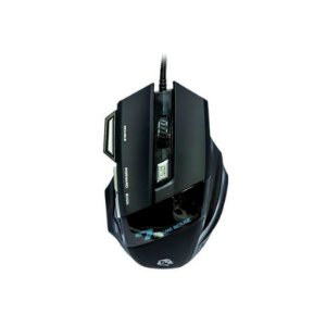 Mouse Gamer HAYOM 7 botões Óptico USB - MU-2909