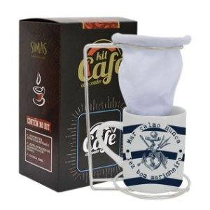 KIT CAFÉ - NÁUTICA