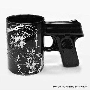 CANECA GUNSHOT