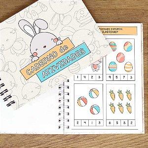 Caderno de Atividades - Páscoa