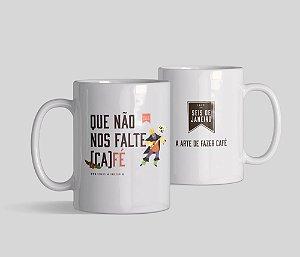 Caneca Seis de Janeiro | Que não nos falte café
